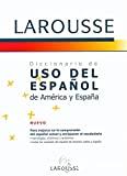 DICCIONARIO DE USO DEL ESPANOL DE AMERICA Y ESPANA