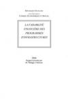 LA FAISABILITE FINANCIERE DES PROGRAMMES D'INFRASTRUCTURES