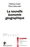 NOUVELLE ECONOMIE GEOGRAPHIQUE (LA)