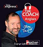 The coach anglais Alex Taylor