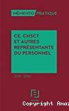 CE-CHSCT et autres représentants du personnel