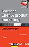 Fonction, chef de produit marketing