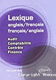 Lexique anglais-français, français-anglais