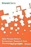 New Perspectives in Economics: Research from Developing Countries