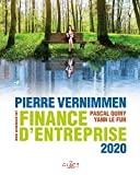 Finance d'entreprise 2020
