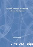 Applied strategic marketing