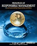 Principles of responsible management