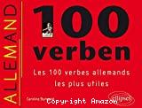 CENT VERBEN Les 100 verbes allemands les plus utiles