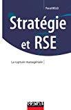 Stratégie et RSE