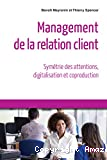 Management de la relation client