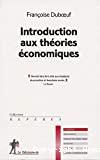 Introduction aux théories économiques