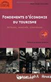 Fondements d'économie du tourisme