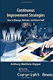Continuous Improvement Strategies
