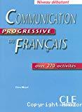 Communication progressive du français, niveau débutant