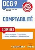 DCG 9 Comptabilité : corrigés