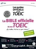 La bible officielle du test TOEIC