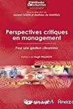 Perspectives critiques en management