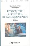 Introduction aux théories de la communication