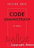 Code administratif