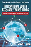International equity exchange-traded funds
