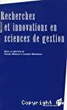 Recherches et innovations en sciences de gestion