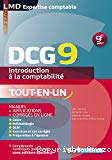 DCG 9 : introduction à la comptabilité, comptabilité financière