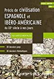 Précis de civilisation espagnole et ibéro-américaine