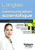 L'anglais de la communication scientifique