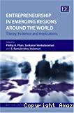Entrepreneurship in emerging regions around the world