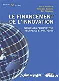 Le financement de l'innovation