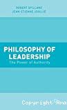 Philosophy of leadership