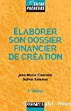 Elaborer son dossier financier de création