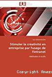 Stimuler la créativité en entreprise par l'usage de l'intranet