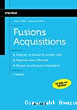 Fusions, acquisitions