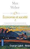 Économie et société, vol.2