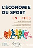 L'économie du sport en fiches