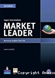 MARKET LEADER UPPER INTERMEDIATE 3rd ed BUSINESS ENGLISH TEST FILE
