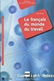 Le français du monde du travail