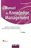 Le manuel du knowledge management
