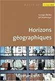 HORIZONS GEOGRAPHIQUES