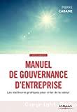 Manuel de gouvernance d'entreprise