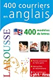 400 courriers en anglais