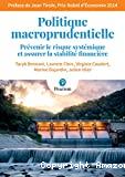 Politique macroprudentielle