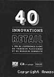 40 innovations retail