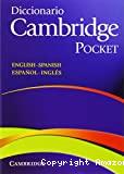Diccionario English-Spanish