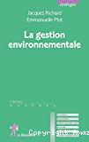 La gestion environnementale