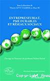Entrepreneuriat, PME durables et réseaux sociaux