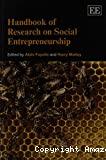 Handbook of research on social entrepreneurship