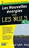 Les nouvelles énergies pour les nuls