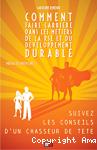 Comment faire carrière dans les métiers de la RSE et du développement durable